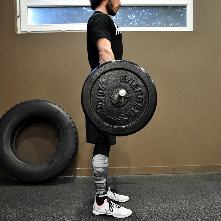 Deadlift - Lever la barre