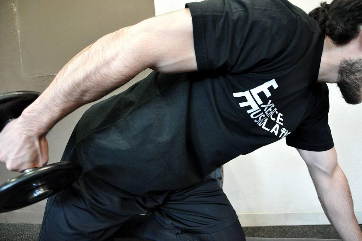 Kickback - Monter l'avant-bras