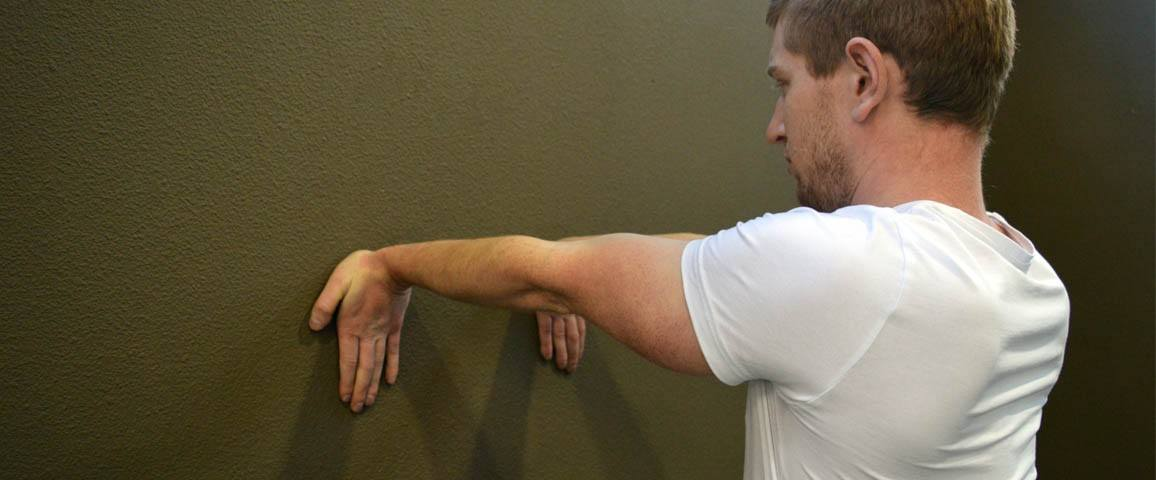 Étirement biceps