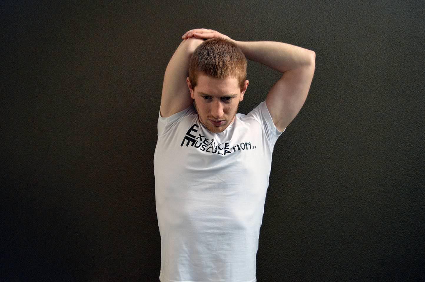 Étirement triceps - Position 1