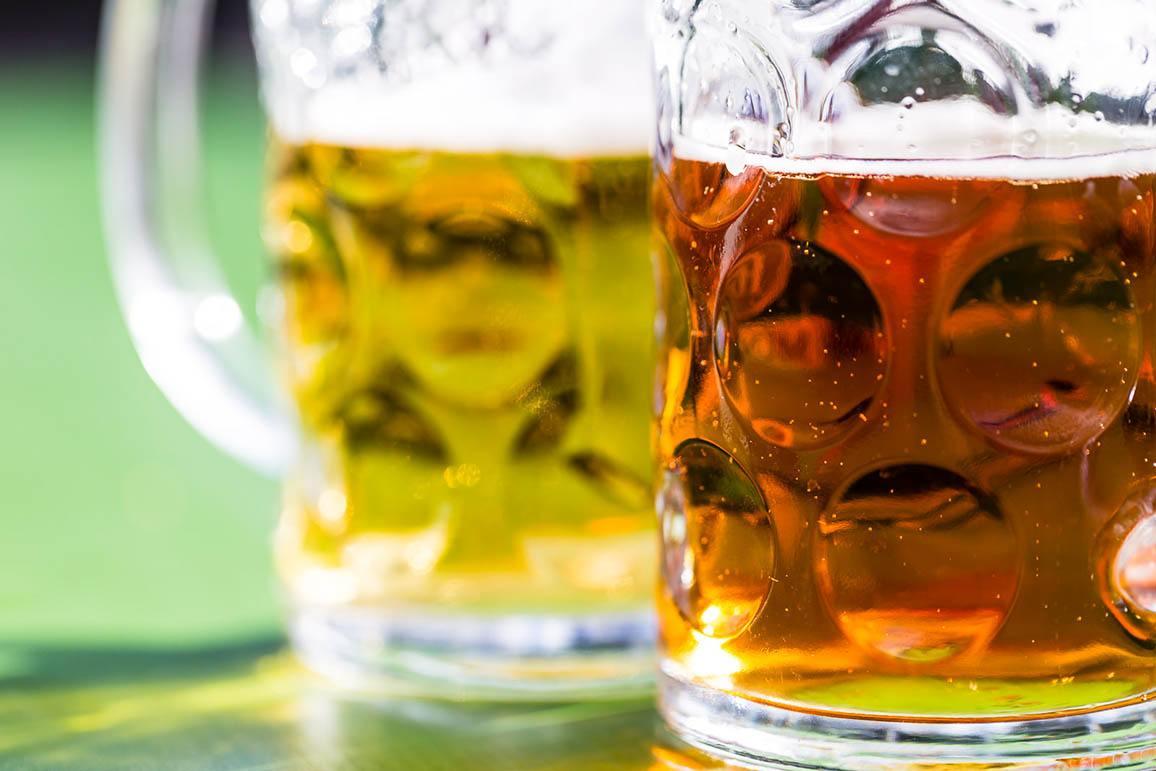 Alimentation saine - Bières