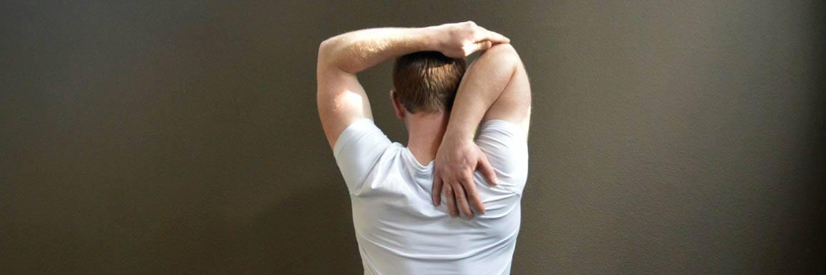 Étirements pour la musculation et le fitness
