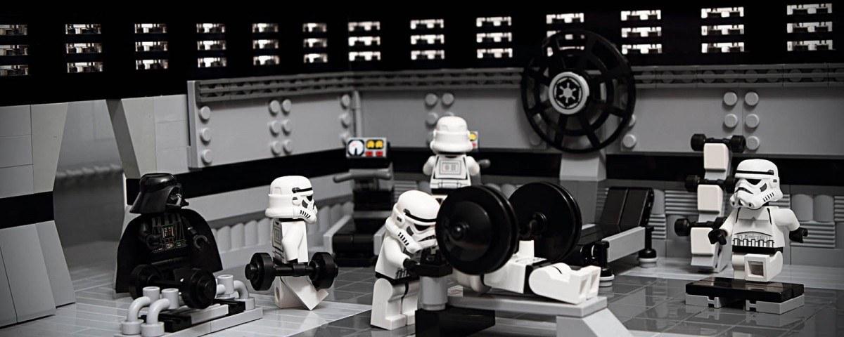 Comment choisir sa salle de sport - Legos