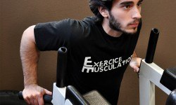 Dips triceps – Extensions aux barres parallèles
