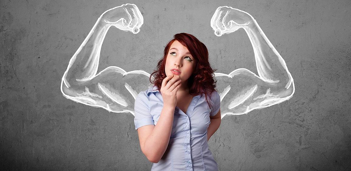 Femmes musculation - Elle ne vous rendra pas trop musclée