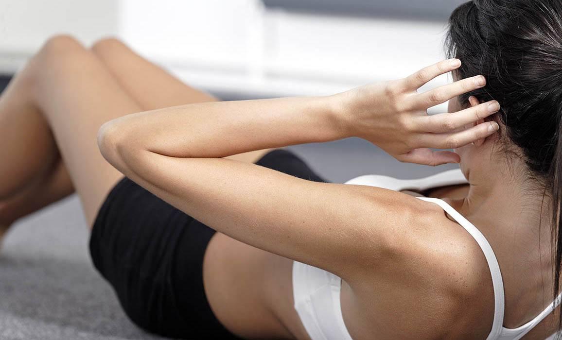 Comme enlever le poids à la femme après 55