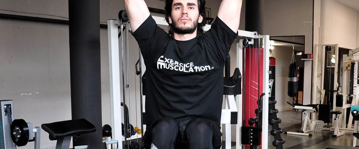 Relevé de jambes suspendu – Hanging leg raise