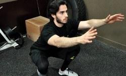 Squat – Air squat