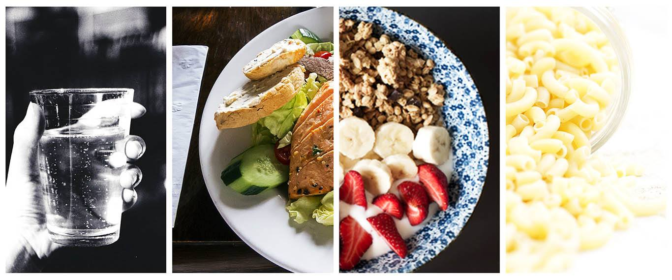 Alimentation - Nutrition - les bases