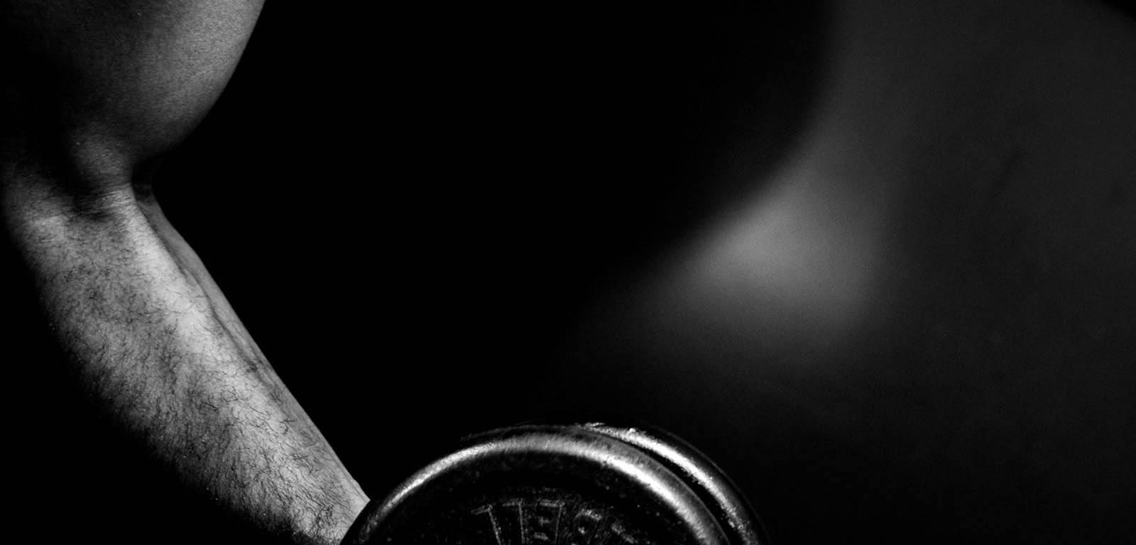La musculation provoque la congestion des muscles (Plump) et une sensation de brûlure (Burn)