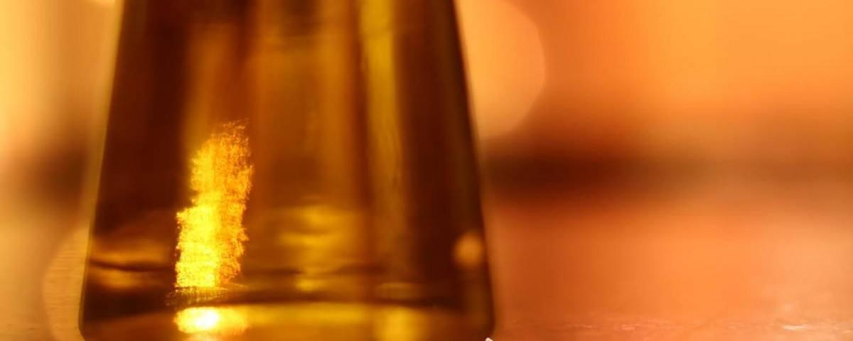 Bouteille d'huile - Lipides et Graisses