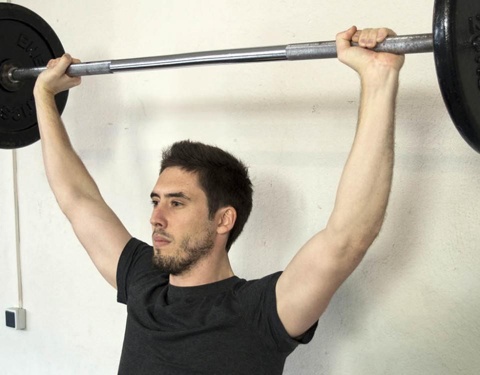 Muscler les épaules