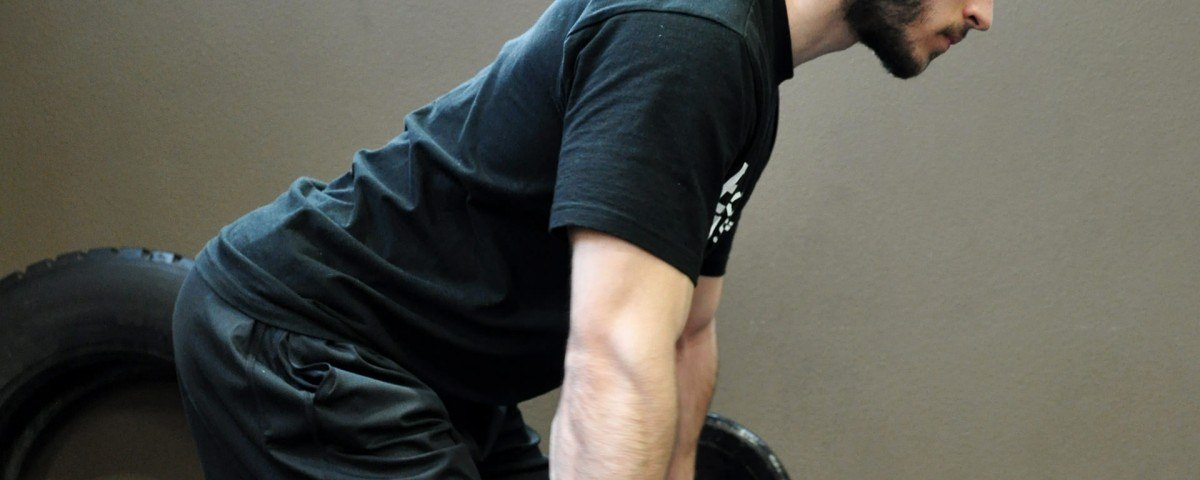 Rowing barre - Barbell row