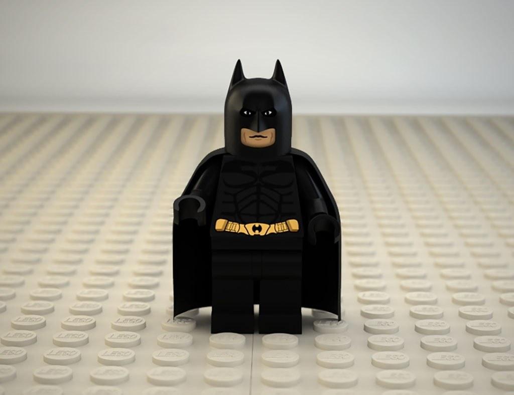 Lait : le secret pour devenir Batman?