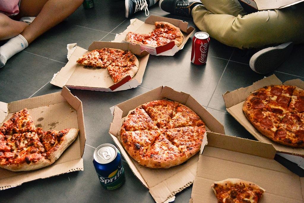 Pizzas et sodas. La place donnée à l'alimentation est capitale pour notre santé.