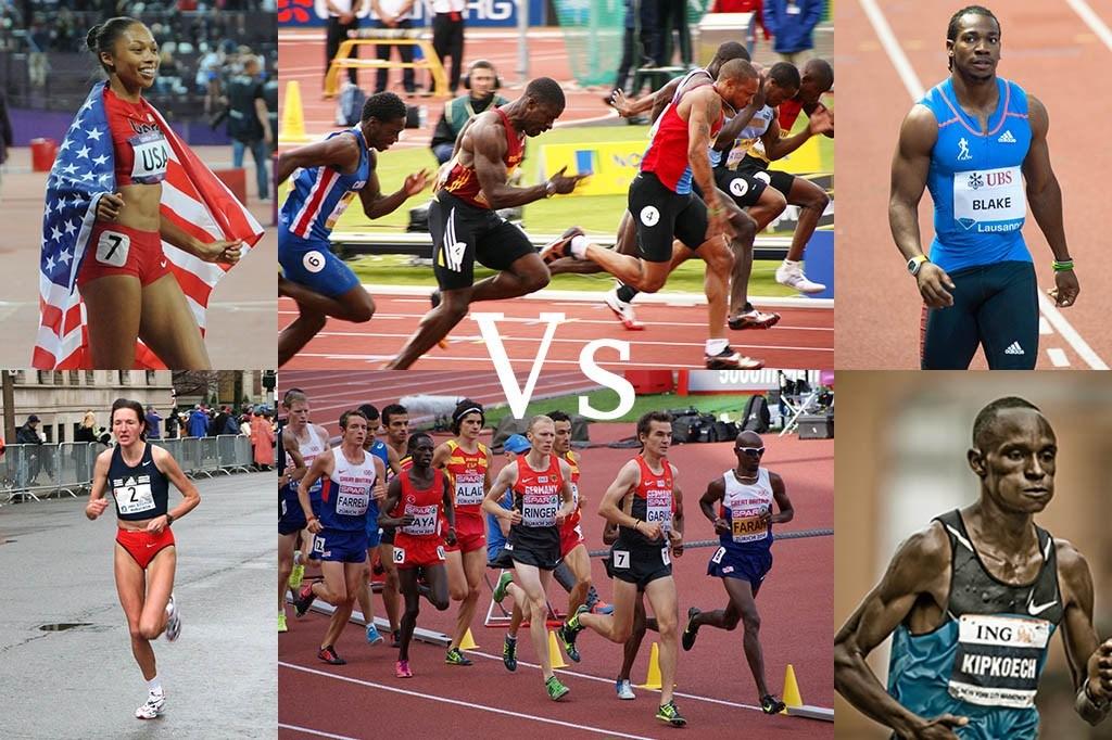 HIIT - Comparaison physique entre marathoniens et sprinters