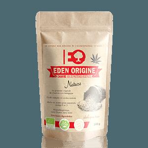 Emballage des Protéines de Chanvre Nature