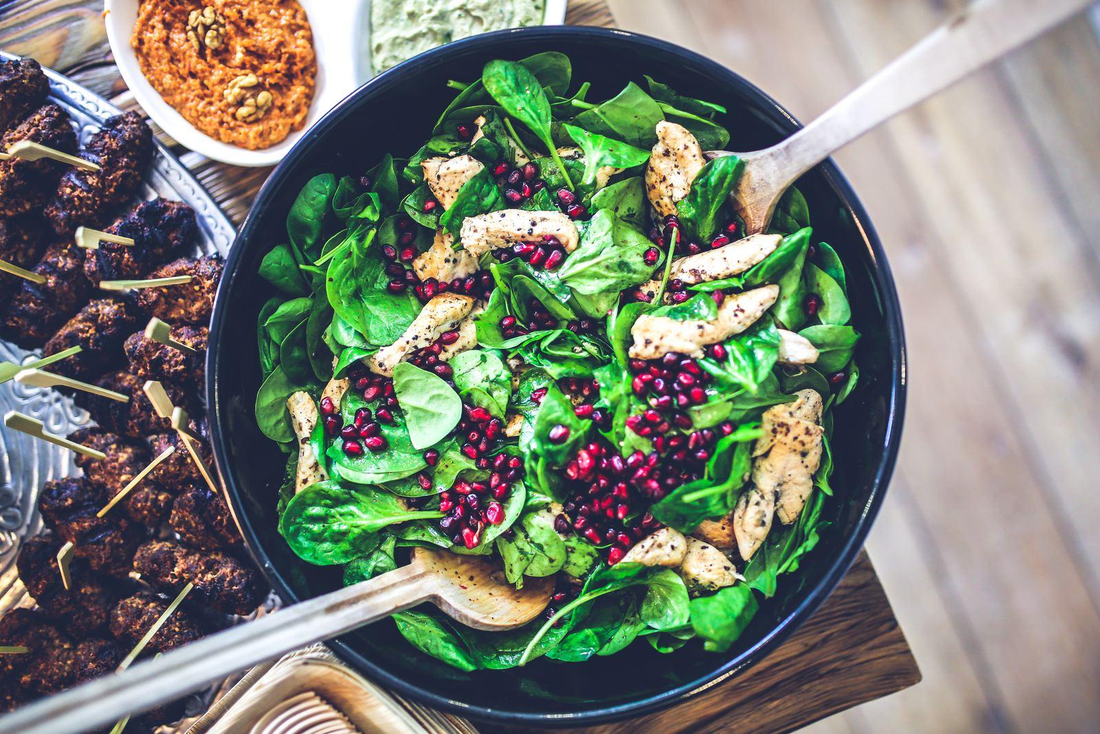Alimentation et récupération