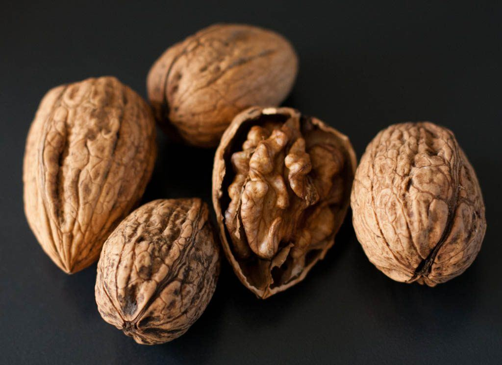 Des noix - Bonne source d'oméga 3